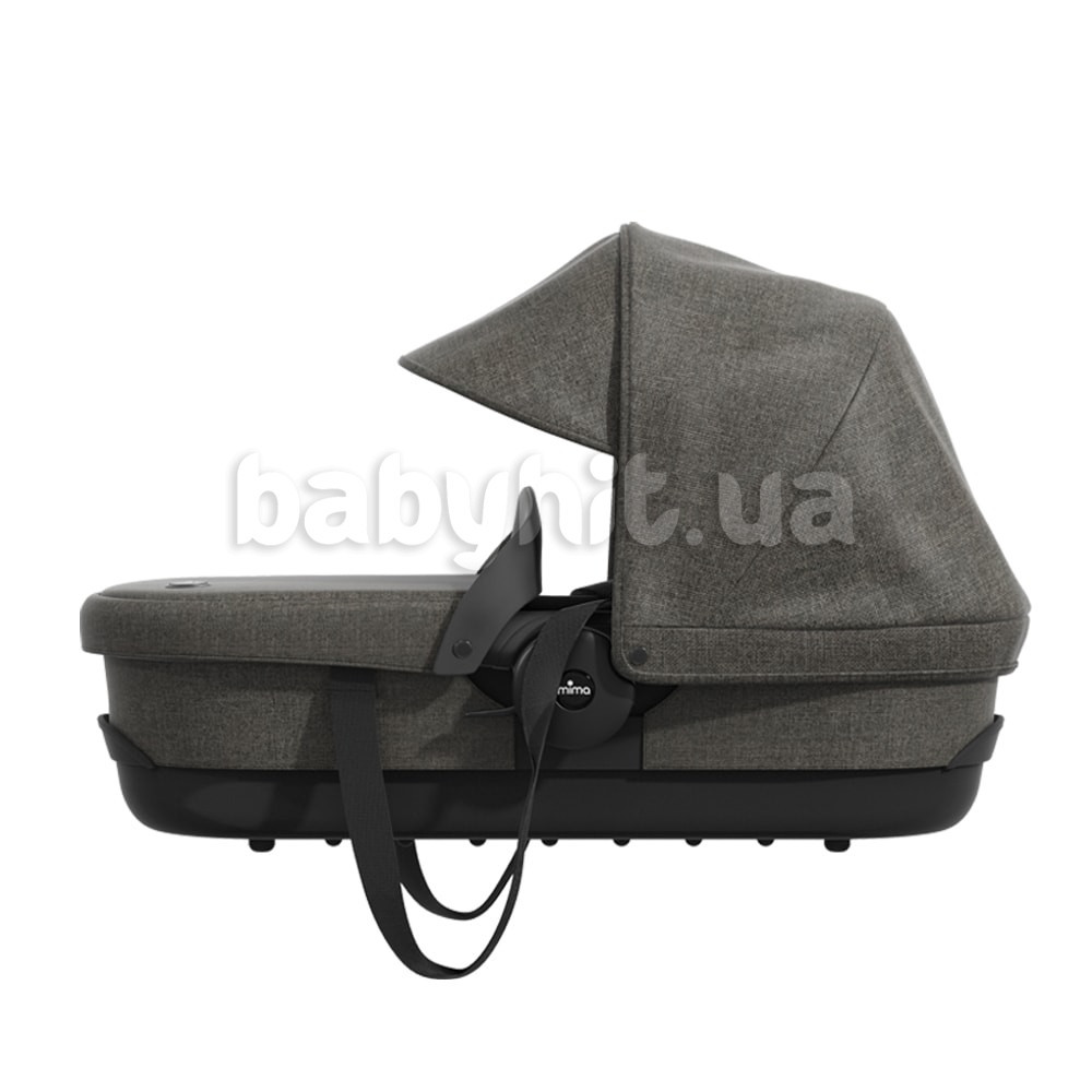 Люлька к прогулочной коляске Mima Zigi Charcoal