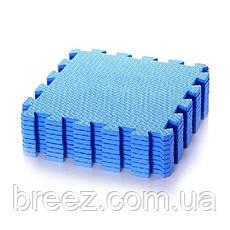 Мат подложка для бассейна Intex 29081 200 х 100 см набор 8 шт 50 x 50 см, фото 2