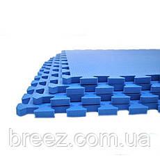 Мат подложка для бассейна Intex 29081 200 х 100 см набор 8 шт 50 x 50 см, фото 3