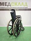 Инвалидная коляска каталка кресло Оптимальный вариант, фото 3