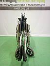 Инвалидная коляска каталка кресло Оптимальный вариант, фото 4