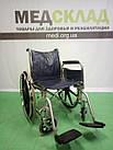 Инвалидная коляска каталка кресло Оптимальный вариант, фото 5