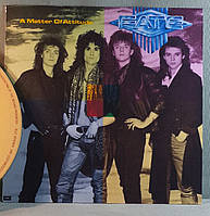 CD диск Fate - A Matter Of Attitude