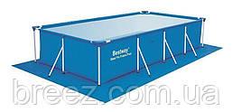 Подстилка для бассейна Bestway 58100 295 х 206 см,прямоугольная , фото 3