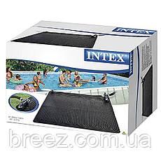 Солнечный нагреватель для бассейнов Intex 28685 120 х 120 см , фото 2