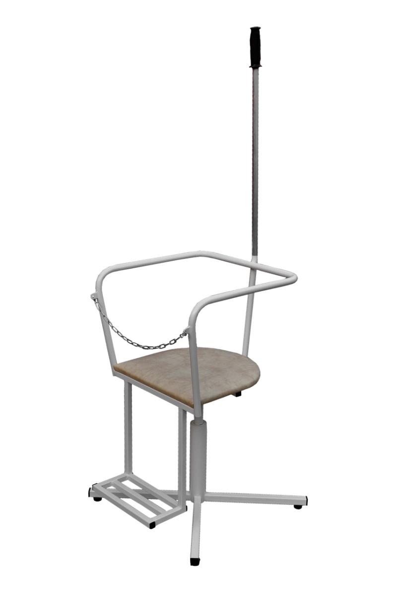 Кресло Барани кв-1 (для проверки вестибулярного аппарата) медицинское