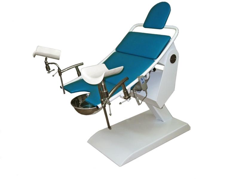 Кресло гинекологическое кг-3э с электроприводом медицинское