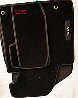 Ворсовые автомобильные коврики Kia Mohave 2008- (три ряда) CIAC GRAN, фото 1