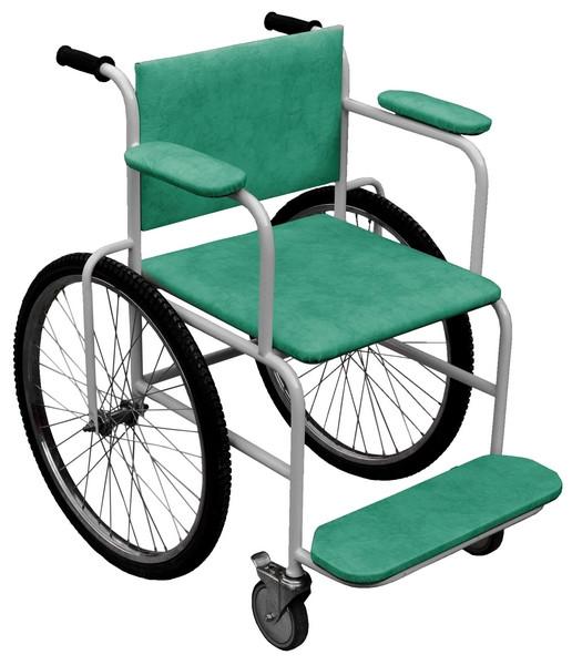 Кресло-каталка квк-1 медицинское