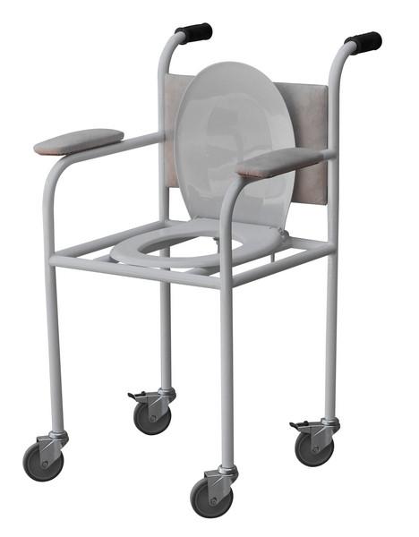Кресло-туалет ктп медицинское