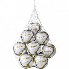Сетка для мячей Jako (10 шт.) 2390-00 цвет: белый