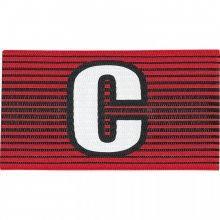 Капитанская повязка Jako Captains Band 2807-01 цвет: красный