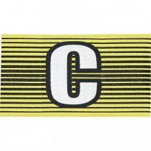 Капитанская повязка Jako Captains Band 2807-23 цвет: желтый