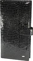 Кожаная визитница настольная (папка для визиток) Petek 1081