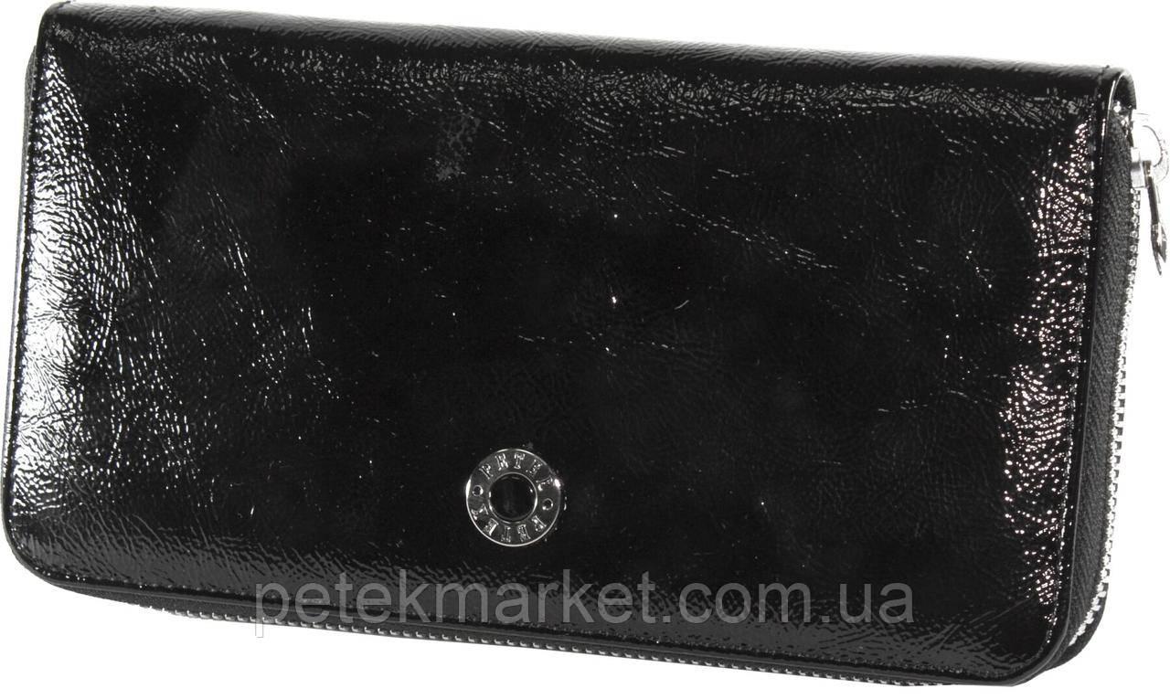 Кожаный женский кошелек Petek 397
