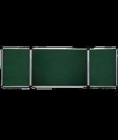 Доска 5-поверхностная меловая – 3000x1000 мм; код  – 121030