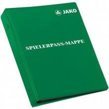 Органайзер для игроков Jako PLAYER'S ID BRIEFCASE 2141-02 цвет: зеленый