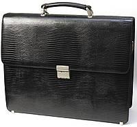 Кожаный портфель Petek 7501, фото 1