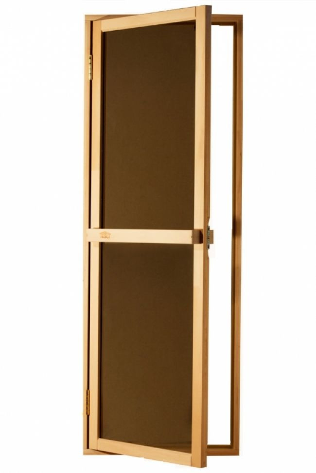 """Дверь для сауны """"Bravo - Sateen"""""""