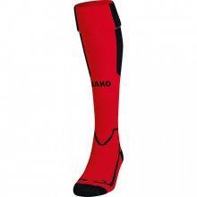 Гетры футбольные Jako Lazio 3866-01 цвет: красный/черный