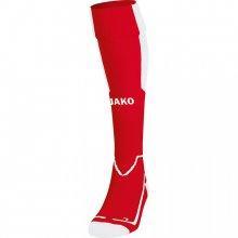 Гетры футбольные Jako Lazio 3866-05 цвет: красный/белый