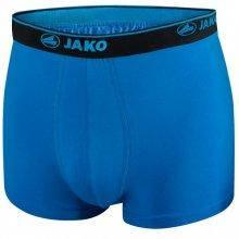 Трусы мужские (боксеры) Jako 2er Pack 6203-89 цвет: голубой