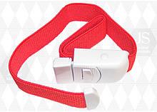 Венозний джгут JS для забору крові, трикотажний, з пластиковим карабіном