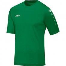 Футболка Jako Jersey Team 4233-06-1 детский цвет: зеленый