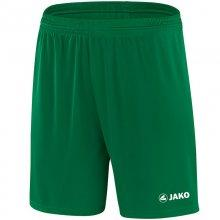 Шорты Jako Shorts Manchester 4412-06-1 детские цвет: зеленый