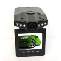 """Автомобильный видеорегистратор с поворотным 2.5"""" монитором и ИК подсветкой 720х480@30fps (HD 720 econom+IR)"""