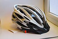 Шлем велосипедный CoolChanger белый, фото 1
