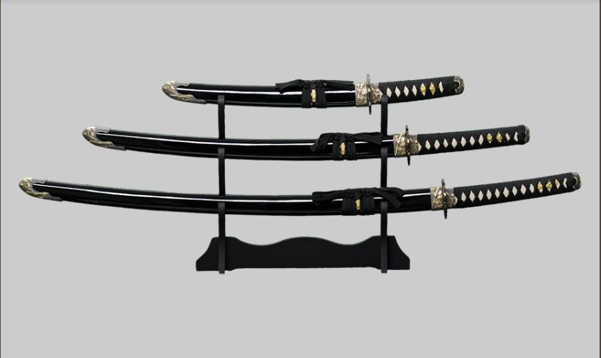 Самурайский меч KATANA (3 в 1) Гранд Презент 13974