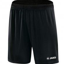 Шорты Jako Shorts Manchester 4412-08 цвет: черный