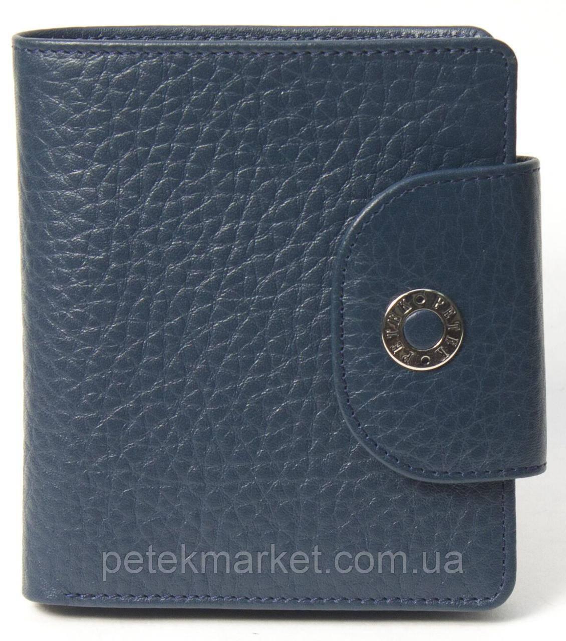Кожаный женский кошелек Petek 346