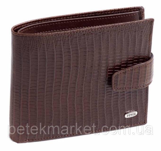 Кожаное мужское портмоне Petek 2323-041-02