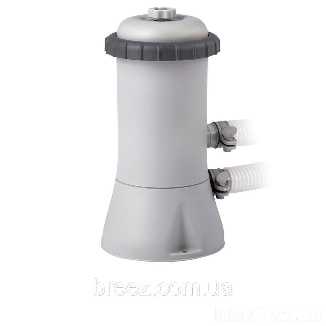 Картриджный фильтр насос Intex 28604 2006 л/ч тип А