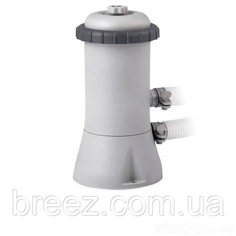 Картриджный фильтр насос Intex 28638 3 785 л/ч тип А , фото 2