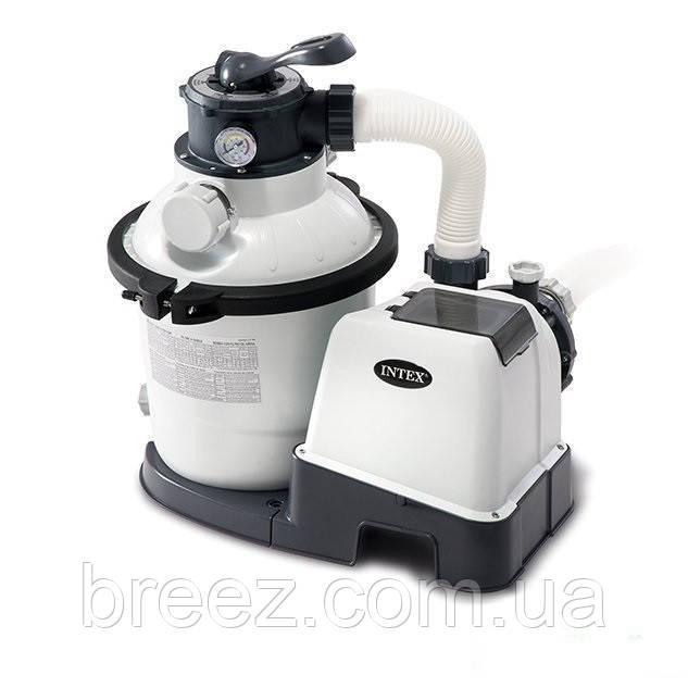 Песочный фильтр насос Intex 26646 6 000 л\ч 23 кг New 2019