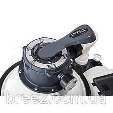 Песочный фильтр насос Intex 26646 6 000 л\ч 23 кг New 2019 , фото 3