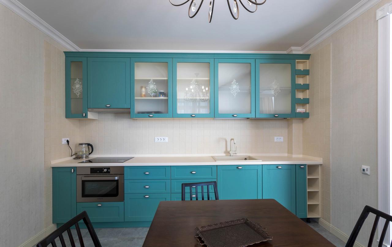 Производитель деревянных фасадов для кухни под любой размер