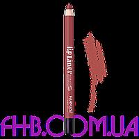 Водостійкий олівець для губ Lip Liner 05 Ніжний кораловий