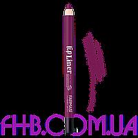 Водостійкий олівець для губ Lip Liner 06 Яскравий бургунд