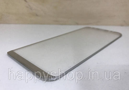 Защитное стекло Full screen для Samsung Galaxy S8 (G950) Серебристое, фото 2