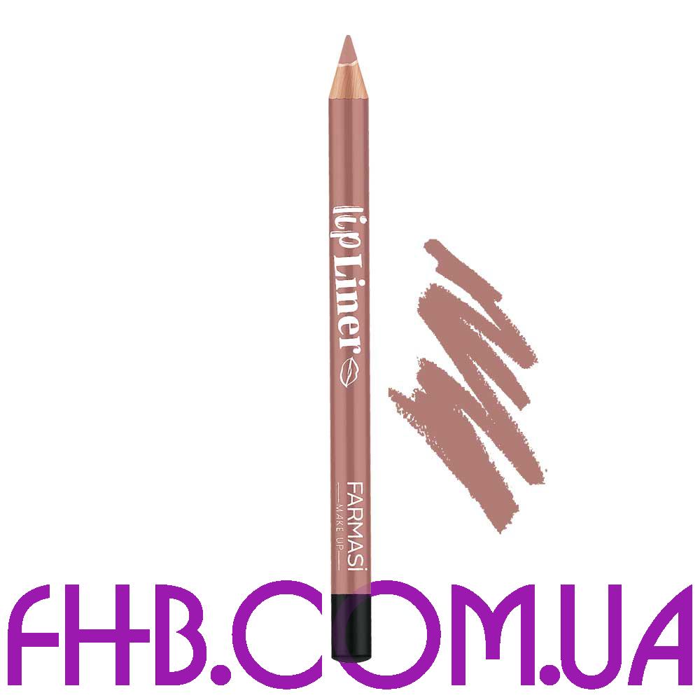 Олівець для губ Lip Liner 203 Вогняний