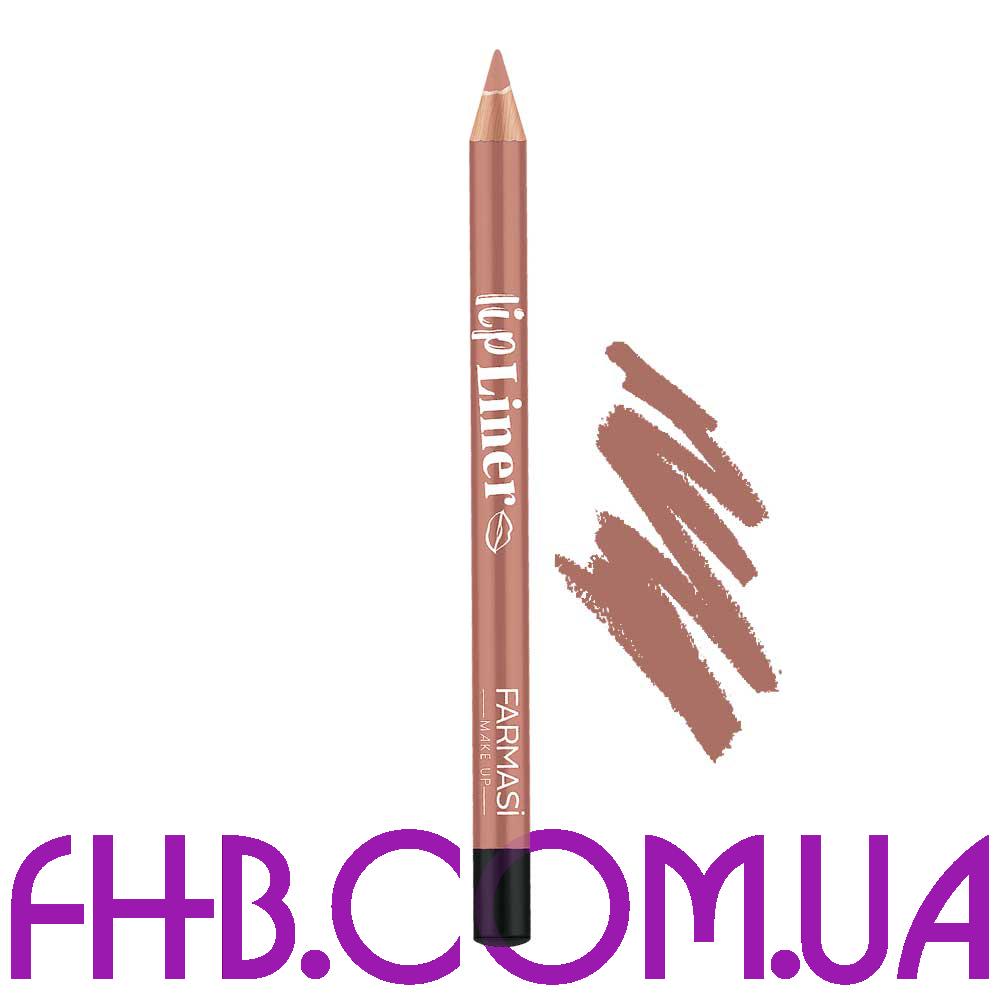 Олівець для губ Lip Liner 222 натуральний