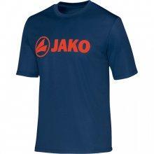 Футболка Jako Functional Shirt Promo 6164-18-1 детская цвет: темно-голубой