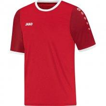Футболка Jako Jersey Leeds S/S 4217-01-1 детская цвет: красный