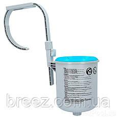 Набор для чистки бассейна со скиммером Intex 28003-1 от 3 028 л/ч, фото 2