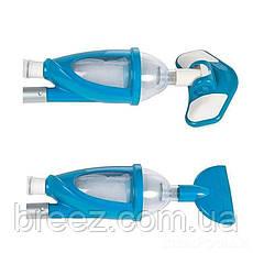 Набор для чистки бассейна со скиммером Intex 28003-2 от 6 028 л/ч, фото 2