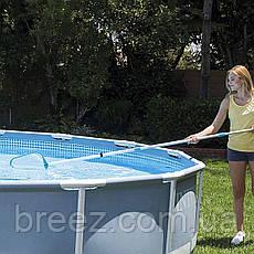 Набор аксессуаров для чистки поверхности бассейна от садового шланга Intex 28002 , фото 2